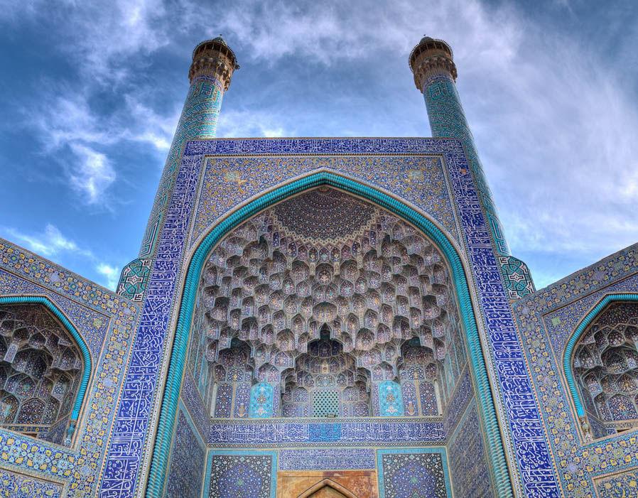مسجد امام تهران وارد فهرست فوق العاده ترین آثار معماری کتاب گردشگری شد