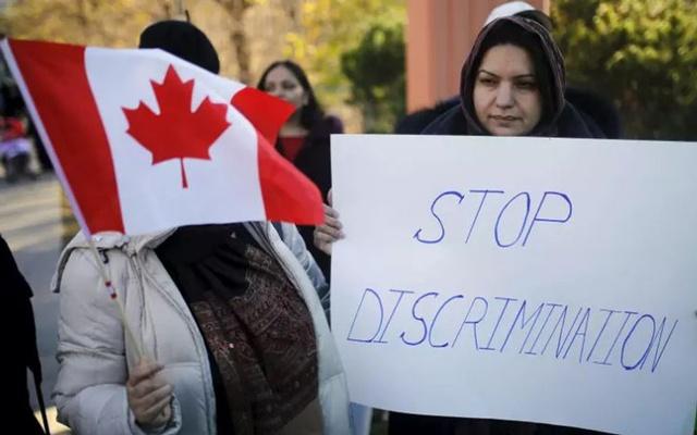 اسلام هراسی در تورنتو افزایش ۹۱ درصدی داشته است
