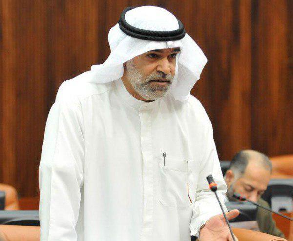 علی العشیری از نمایندگان سابق مجلس بحرین