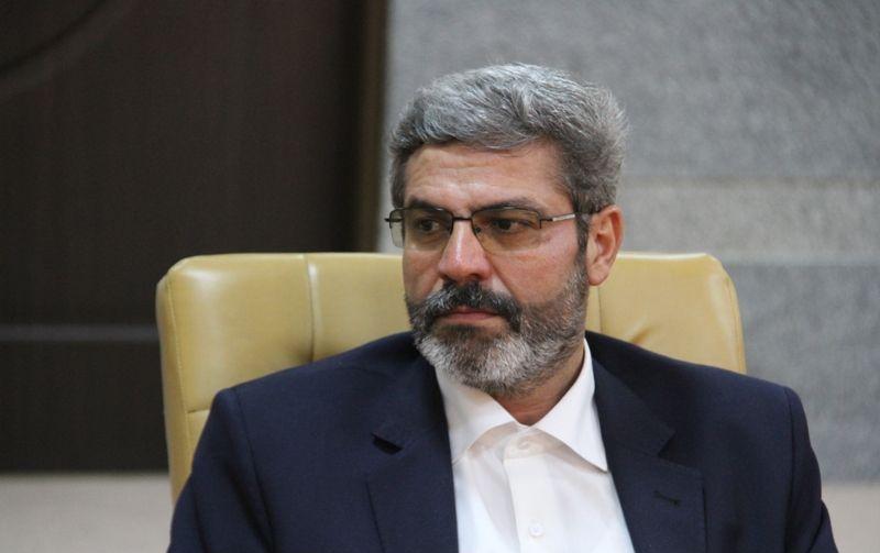 سید حسین ناظر مدیر کل صدا و سیما ی مرکز بوشهر