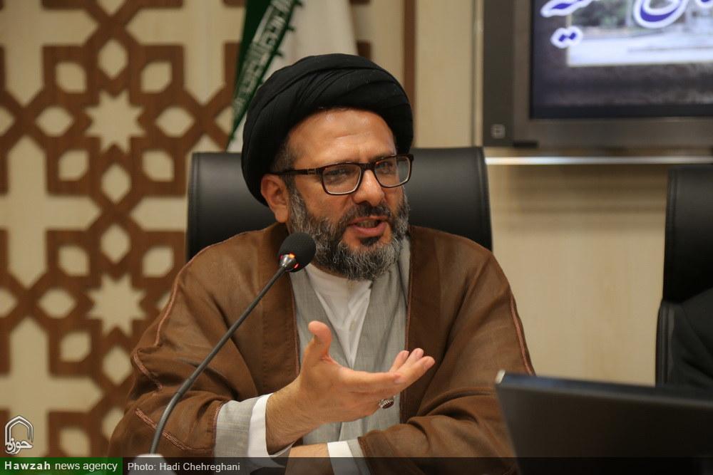 حجت الاسلام والمسلمین حسینی کوهساری