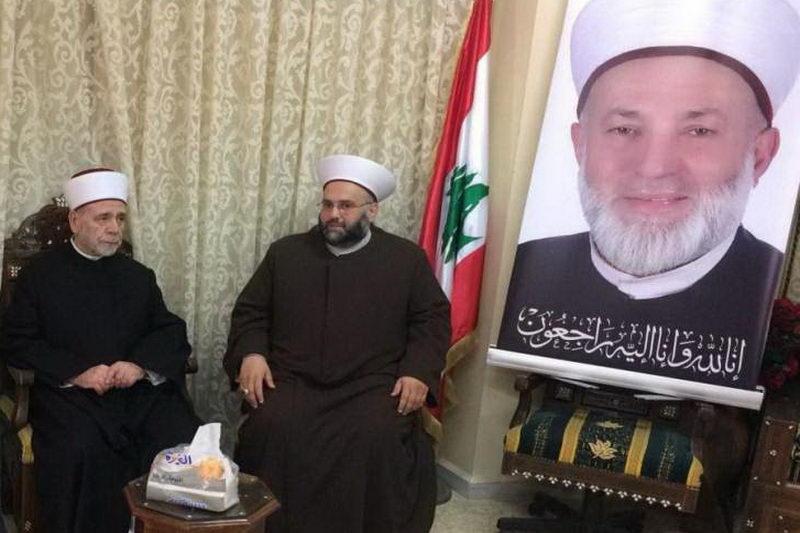 شیخ عبدالفتاح البزم مفتی سوریه