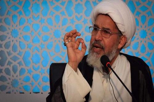 حجت الاسلام عبدالله صالح