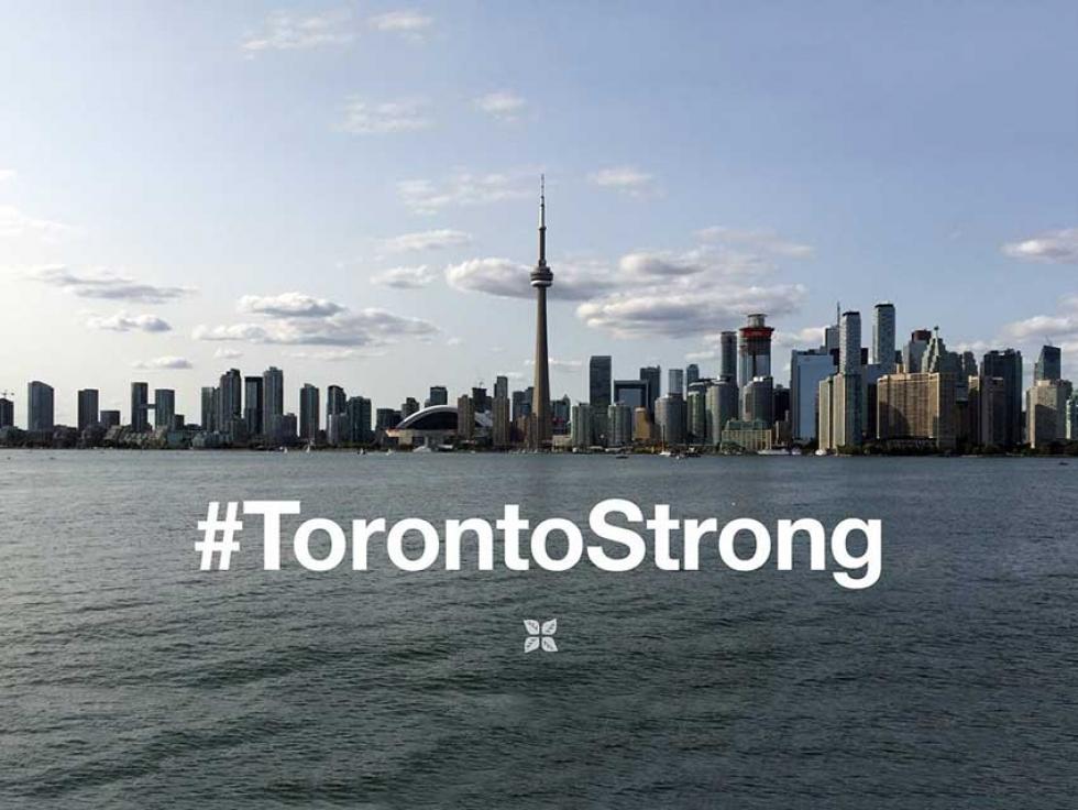 کمپین خیریه مسلمانان کانادا برای کمک به بازماندگان حمله ون در تورنتو