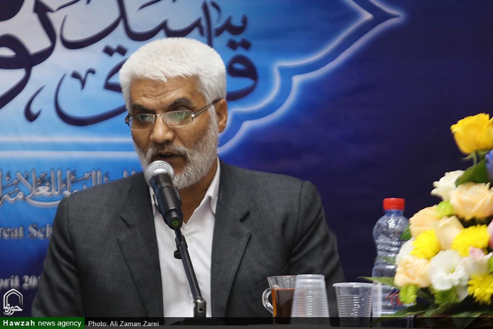 عرب پور ، مسئول کارگروه پژوهش کتاب مجالس المؤمنین