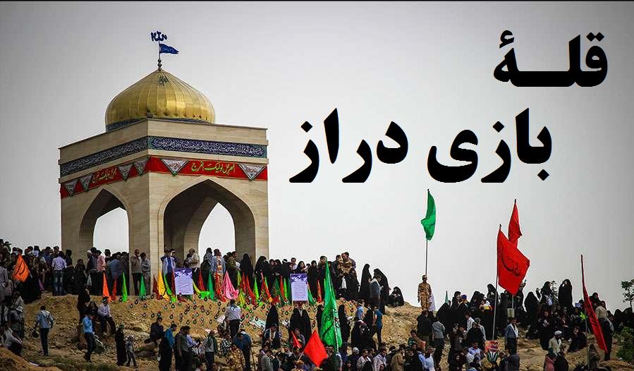 حجت الاسلام مختار سلیمانی  مدیر مدرسه حضرت باقرالعلوم(ع) سرپل ذهاب