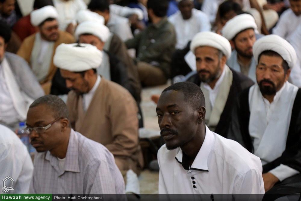 تصاویر/ همایش علمی-تبلیغی مبلغان غیرایرانی ماه مبارک رمضان