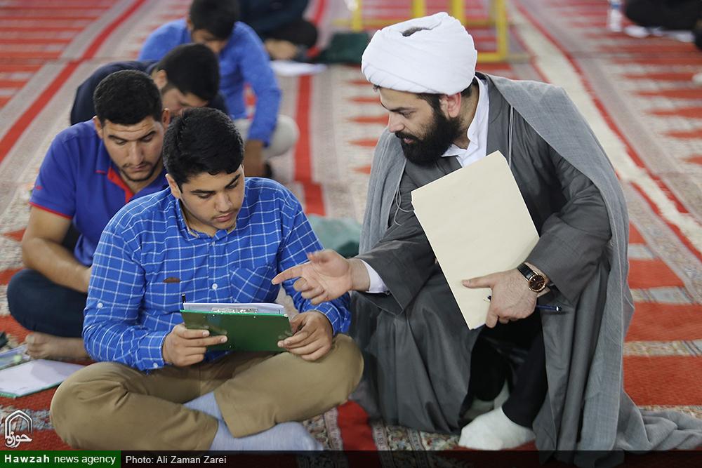 آزمون ورودی حوزه علمیه خوزستان