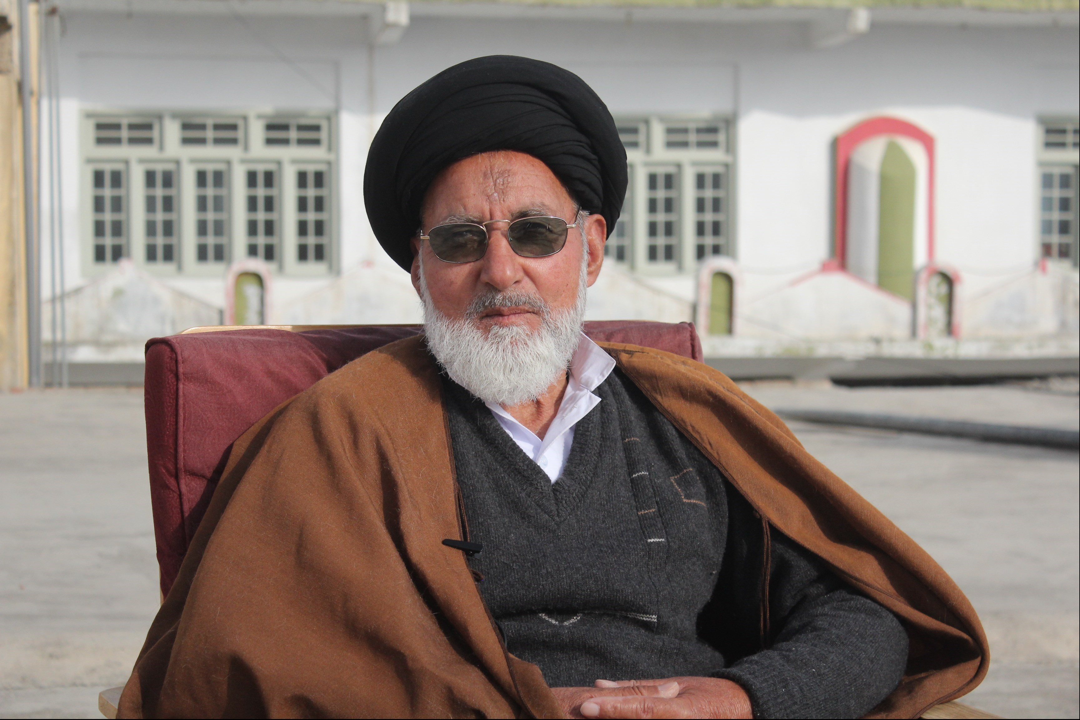 حجت الاسلام والمسلمین سید عابد حسینی