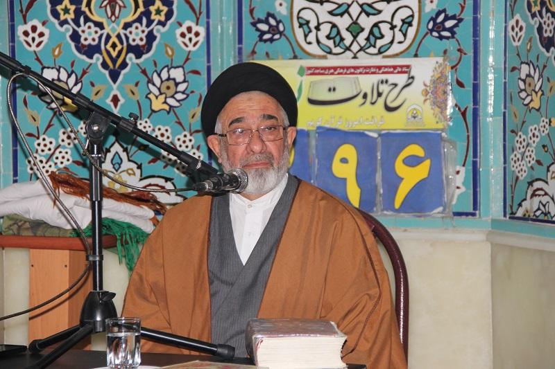 حجت الاسلام موسوی