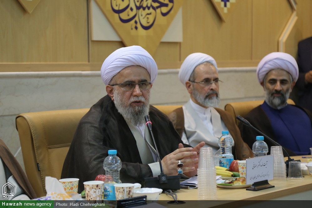 تصاویر/ همایش آکادمی اسلامی آلمان و ظرفیت های بین المللی حوزه های علمیه
