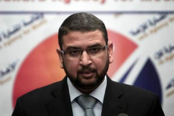 """سامی ابو زهری سخنگوی جنبش مقاومت اسلامی """"حماس"""""""