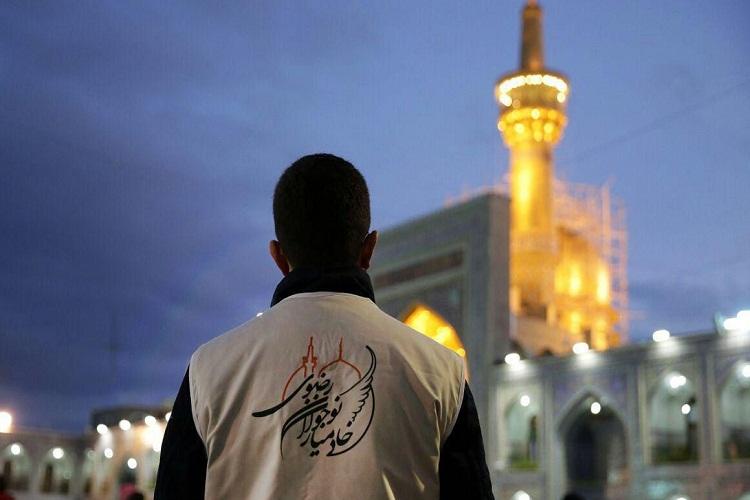 اعزام دانش آموزان به مشهد مقدس