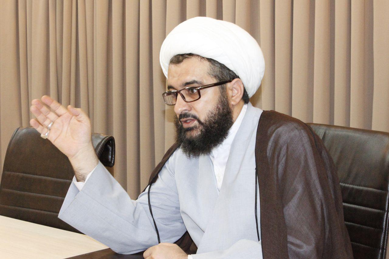 حجتالاسلاموالمسلمین عباس عربیان مدیر حوزه علمیه استان کردستان