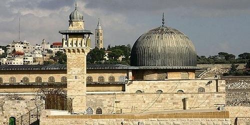 اختصاص بودجه ۱۶ میلیون دلاری صهیونیست ها به حفاری در مسجدالاقصی