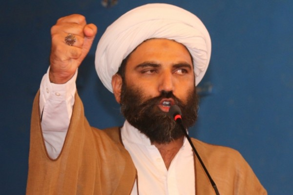 حجت الاسلام مقصود علی دومکی دبیر مجلس وحدت مسلمین ایالت سند
