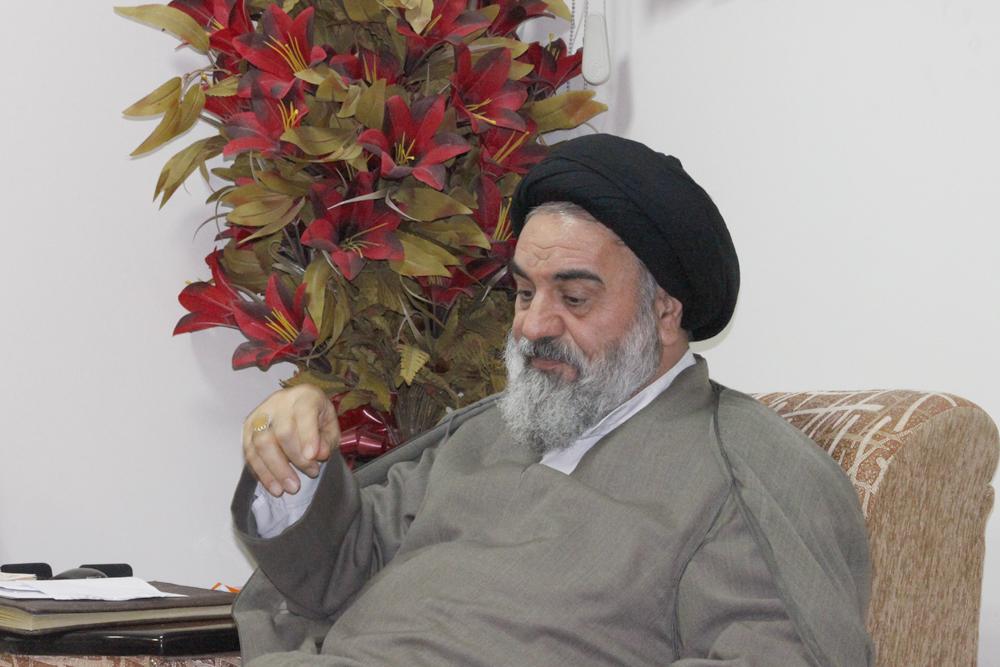 آیت الله سیدمحمد حسینی شاهرودی