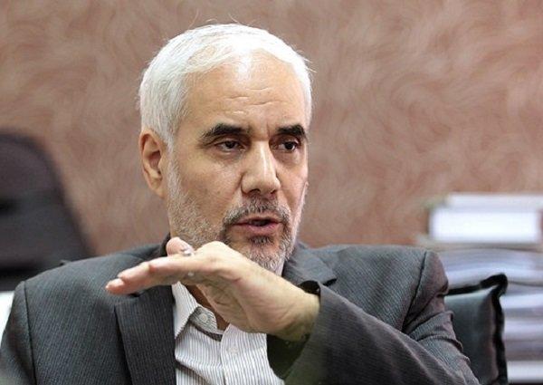 مهرعلیزاده استاندار اصفهان
