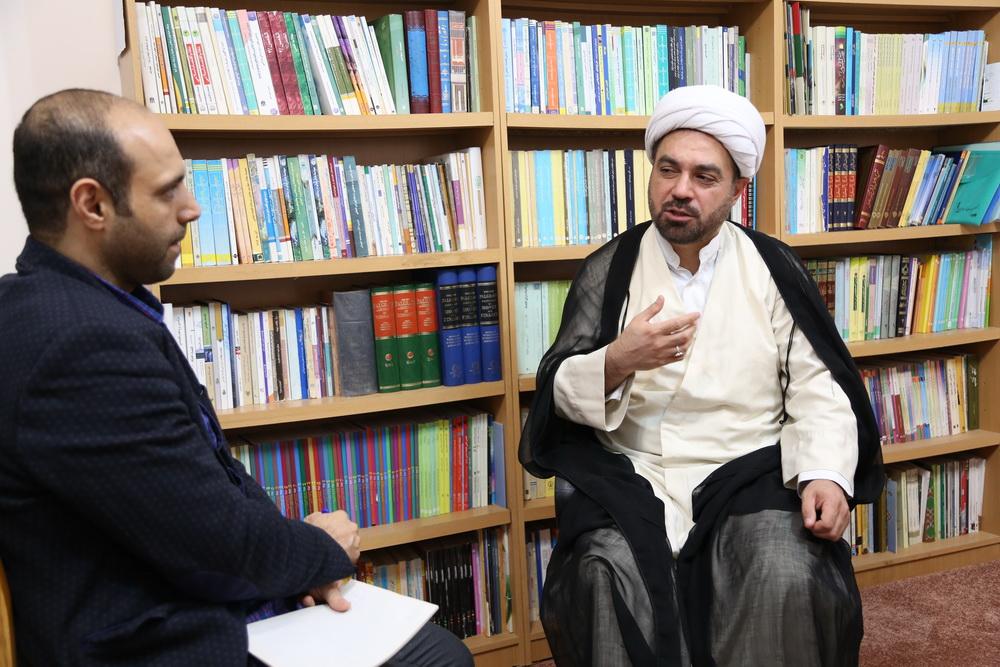 حجت الاسلام والمسلمین محمدجواد محققنیا