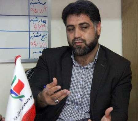 سید حسین راسخی، مسئول بسیج دانشجویی استان یزد