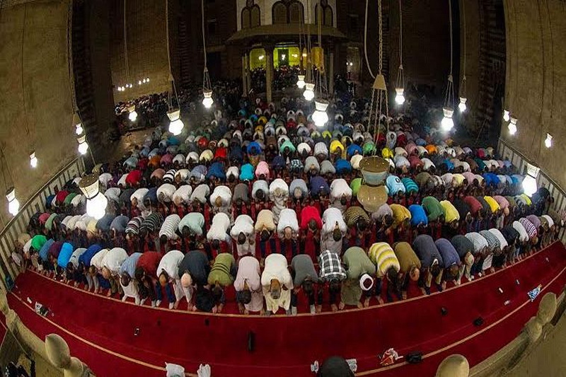 نماز جماعت مصر