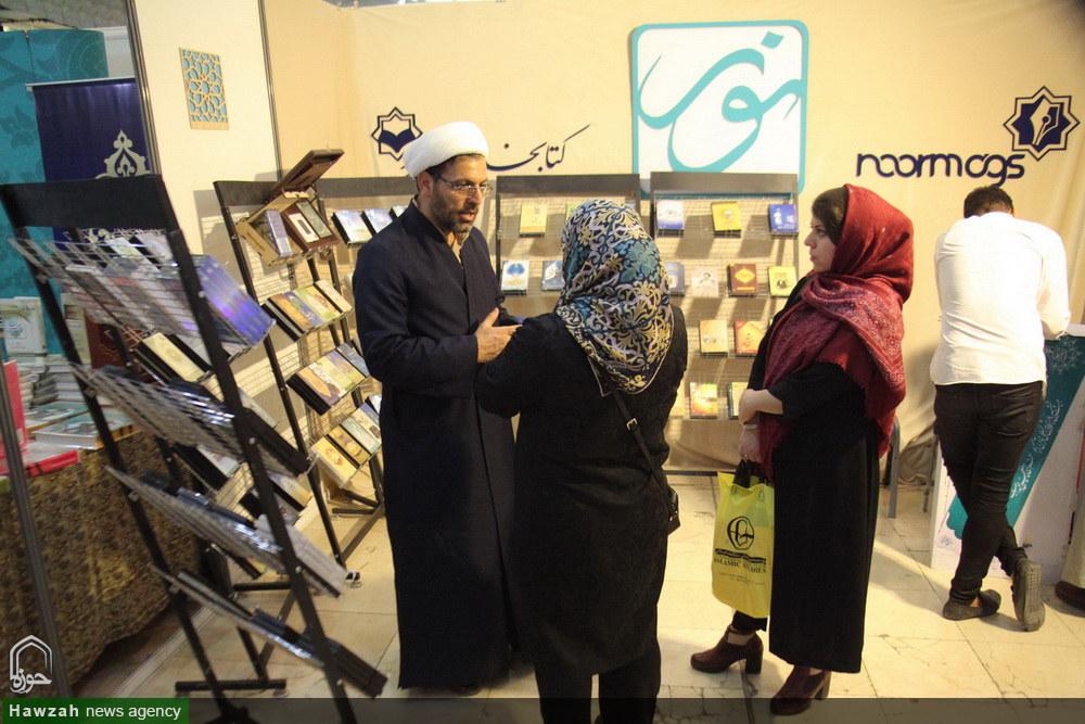 تصاویر/ بیست و ششمین نمایشگاه بین المللی قرآن کریم-۶