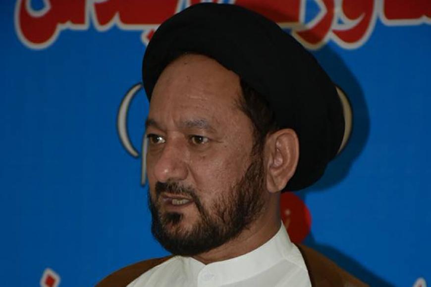 سید مبارک علی موسوی