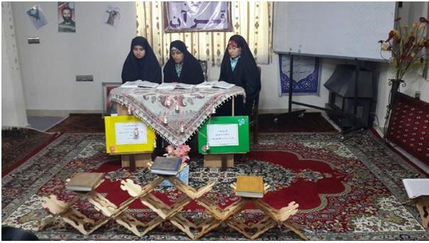 معاون فرهنگي حوزه خواهران مازندران