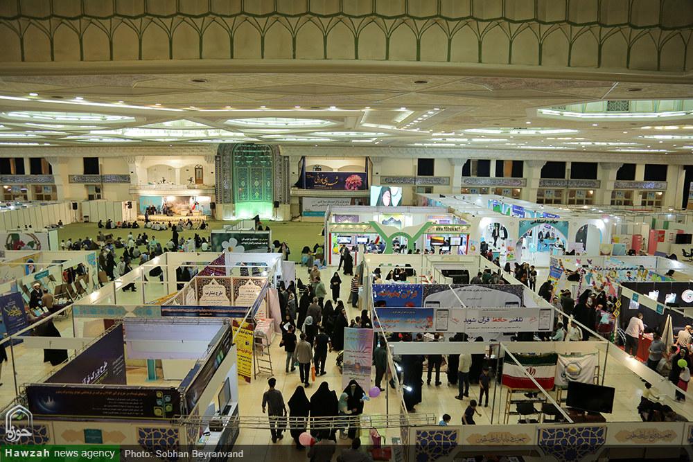 تصاویر/ پنجمین روز بیست و ششمین نمایشگاه بین المللی قرآن کریم(۱۲)