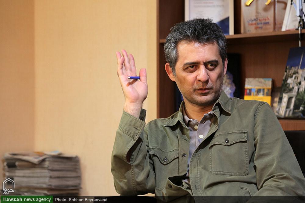تصاویر/ آرش خوشخو سردبیر روزنامه هفت صبح