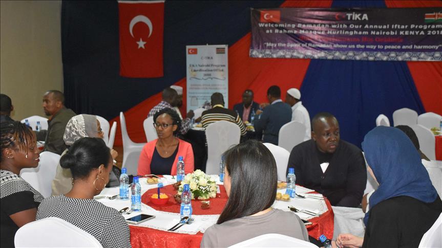 مراسم افطار میان ادیانی در پایتخت کشور آفریقایی کنیا برگزار شد