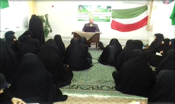 سواد رسانه اي؛ مدرسه علميه الزهرا(س) جويبار