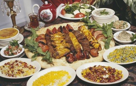 افطاری تجملی