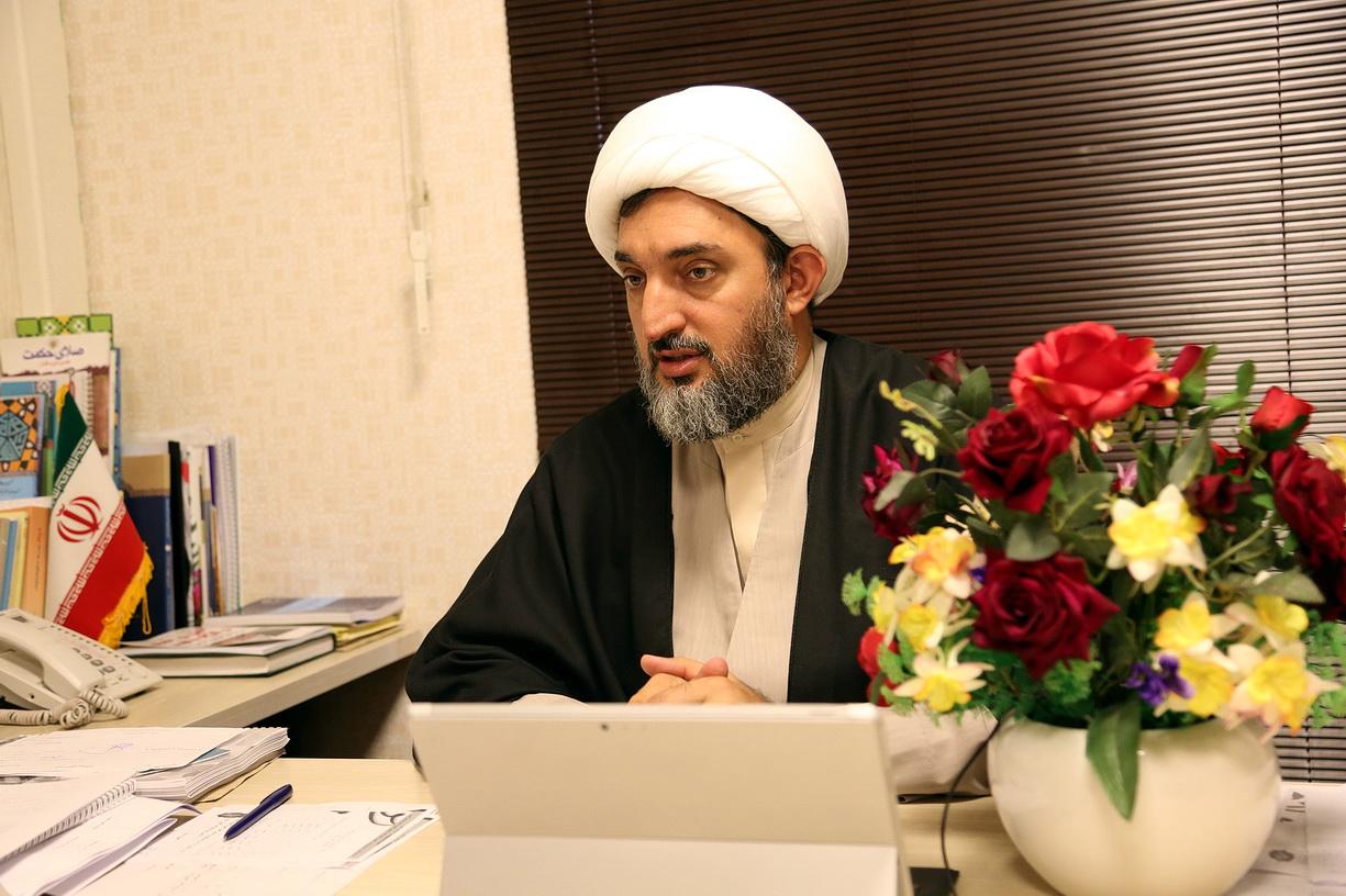 حجت الاسلام والمسلمین حاج ابوالقاسم