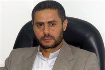 محمد البخیتی عضو مجلسی سیاسی و از رهبران جنبش انصار الله