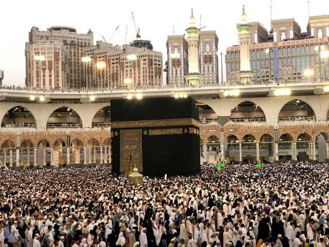 حال و هوای خانه کعبه در ماه مبارک رمضان