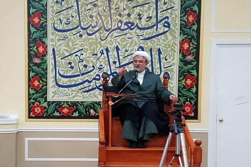 حجت الاسلام بحرینی