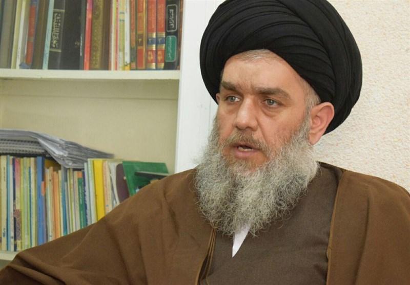 حجت الاسلام سید حسین مومنی