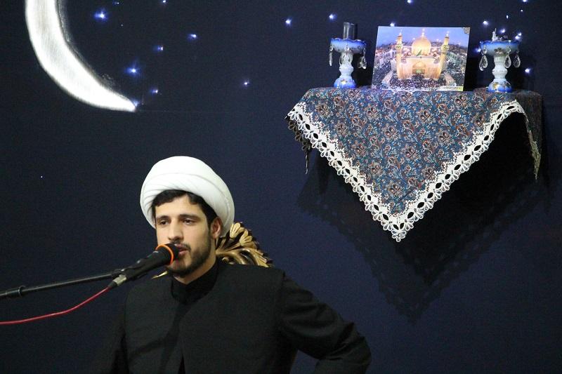 حجت الاسلام حسن جمشیدی