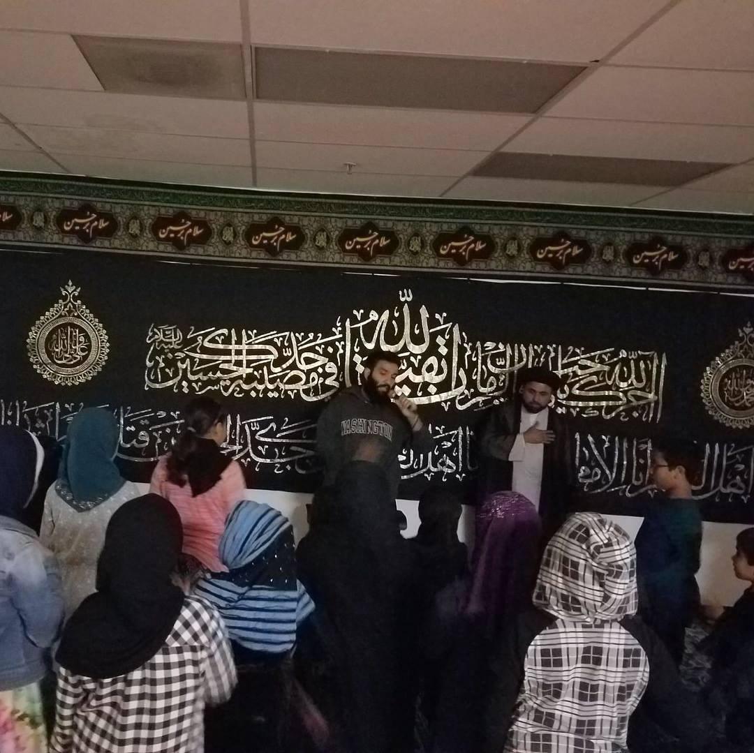 آشنایی با مرکز اسلامی صبا در کالیفرنیا