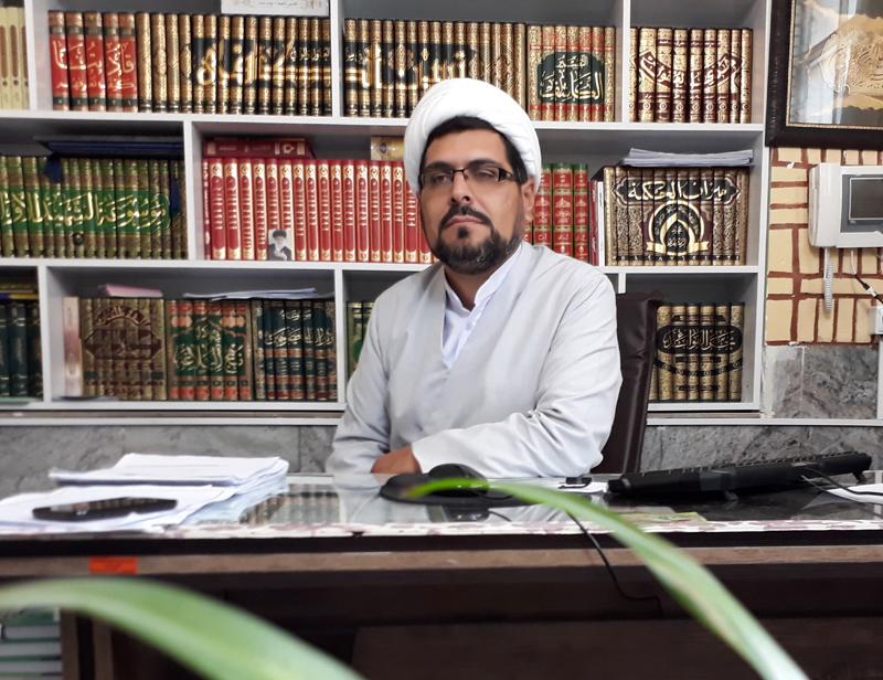 حجت الاسلام محمدرضا معصوم خانی