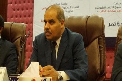 محمد محرصاوی رئیس دانشگاه الازهر