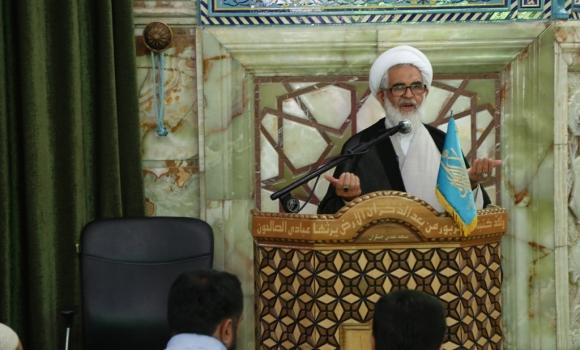 خطبه های نماز عید فطر مسجد مقدس جمکران