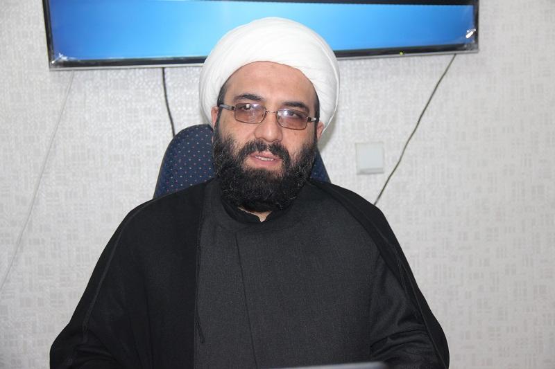 حجت الاسلام فاطمی نسب