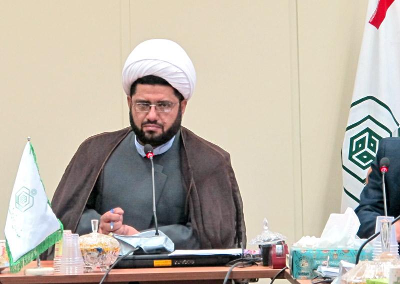 مدیرکل اوقاف و امور خیریه استان کردستان