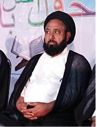نائب رئیس وفاق المدارس شیعه پاکستان