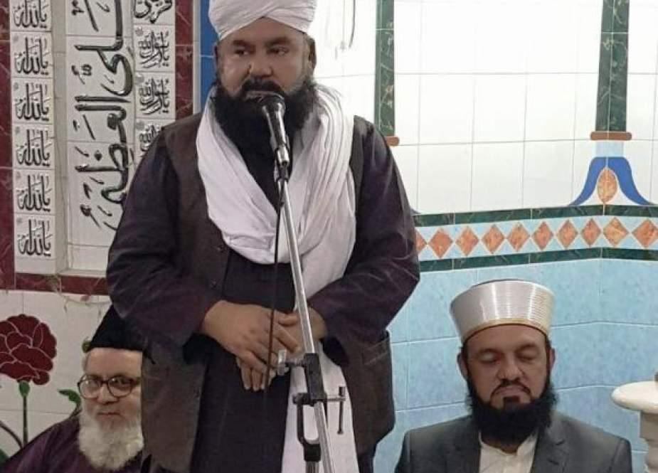 پیر معصوم حسین نقوی رهبر جمعیت علمای پاکستان(نیازی)