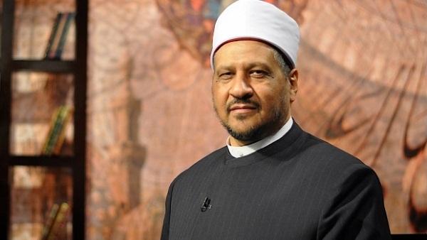 مجدی عاشور مشاور مفتی مصر