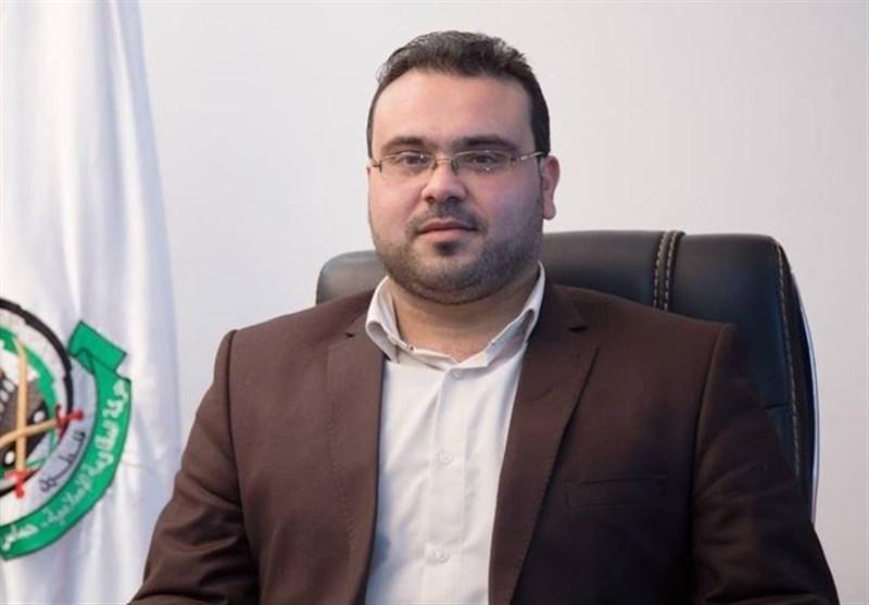"""حازم قاسم سخنگوی جنبش مقاومت اسلامی """"حماس"""""""