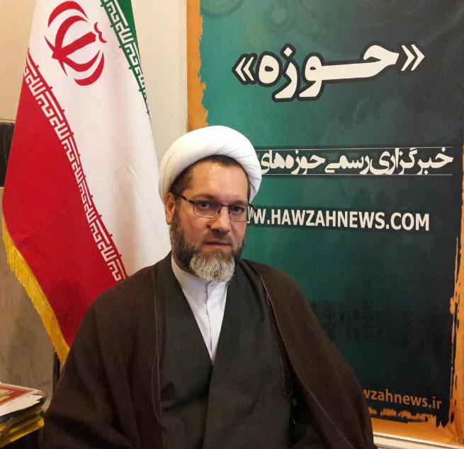 حجت الاسلام فاضلی مدیریت حوز علمیه خواهران کرمانشاه: